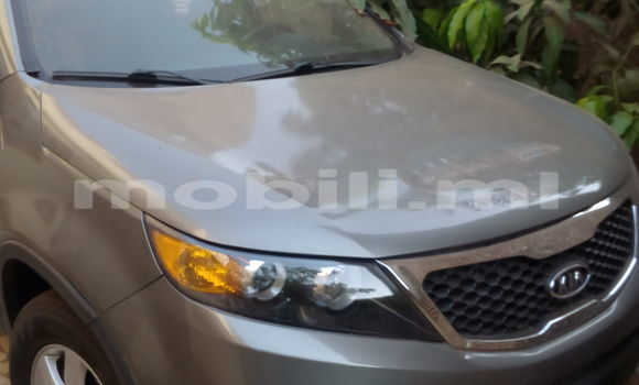 Buy Used Kia Sorento Silver Car in Kati in Mali
