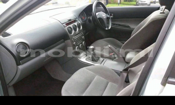Buy Used Mazda 6 Silver Car in Bamako in Mali
