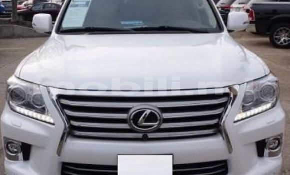 Acheter Occasion Voiture Lexus LX Blanc à Bamako, Mali
