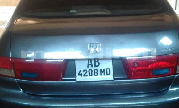 Acheter Occasion Voiture Honda Accord Gris à Bamako, Mali
