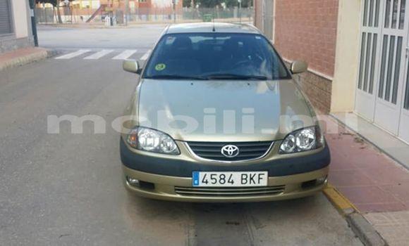Acheter Occasion Voiture Toyota Avensis Autre à Bamako au Mali