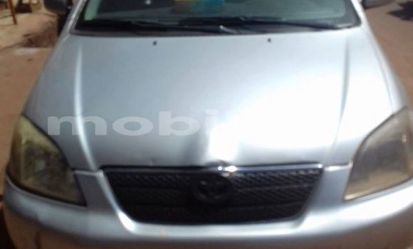 Buy Used Toyota Corolla Silver Car in Bamako in Mali