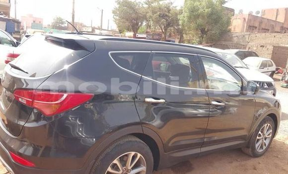 Buy Used Hyundai Santa Fe Black Car in Bamako in Mali