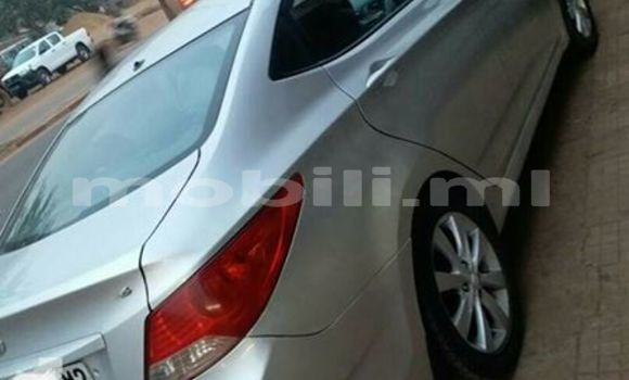 Buy Used Hyundai Accent Silver Car in Bamako in Mali