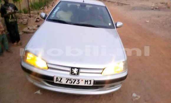 Buy Used Peugeot 406 Silver Car in Bamako in Mali