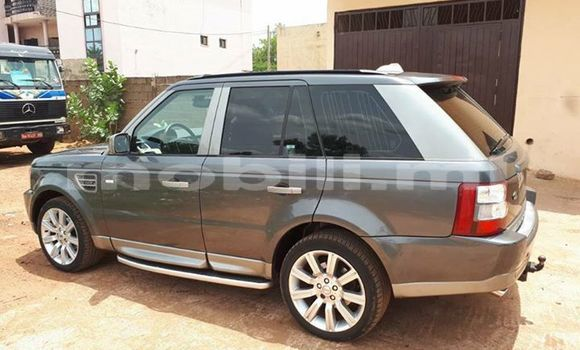 Buy Used Land Rover Range Rover Silver Car in Bamako in Mali