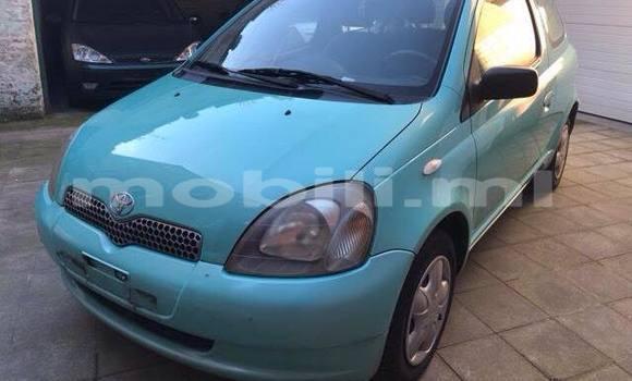 Acheter Occasion Voiture Toyota Yaris Vert à Bamako au Mali