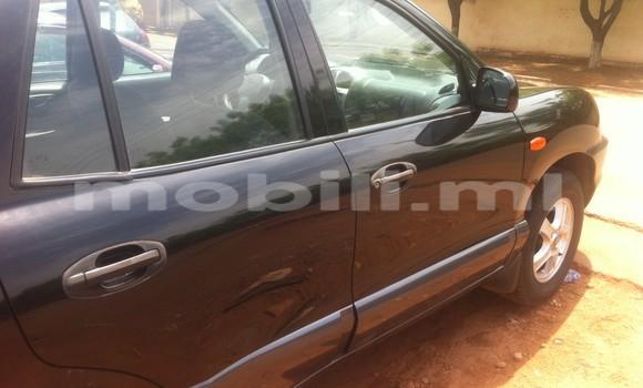 Acheter Occasion Voiture Hyundai Santa Fe Bleu à Bamako, Mali
