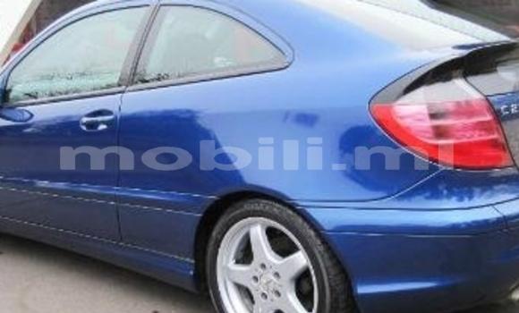Acheter Occasion Voiture Mercedes‒Benz 230 Bleu à Bamako au Mali