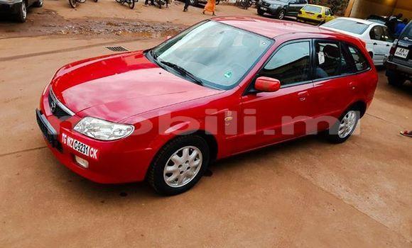 Acheter Occasion Voiture Mazda 323 Rouge à Bamako, Mali
