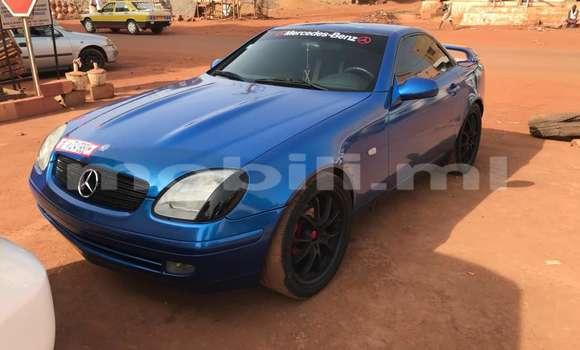Acheter Occasion Voiture Mercedes‒Benz SLK–Class Bleu à Bamako, Mali