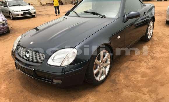 Acheter Occasion Voiture Mercedes‒Benz SLK-Class Noir à Bamako au Mali