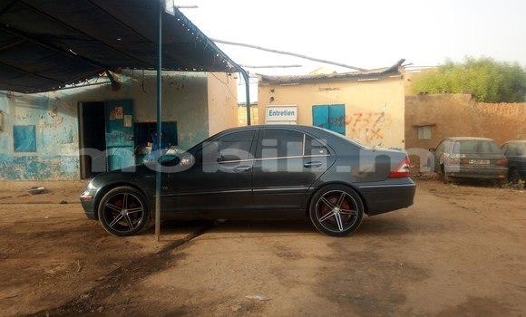 Acheter Occasion Voiture Mercedes‒Benz C-Class Noir à Kayes au Mali