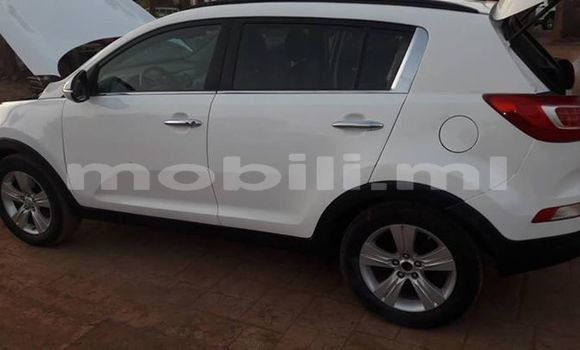 Acheter Occasion Voiture Kia Sportage Blanc à Bamako, Mali