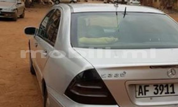 Acheter Occasion Voiture Mercedes‒Benz C-Class Gris à Bamako au Mali