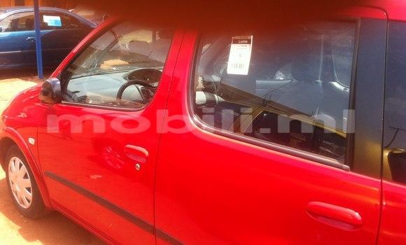 Acheter Occasions Voiture Toyota Verso Rouge à Bamako au Mali