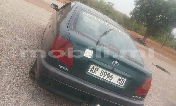 Acheter Occasion Voiture Toyota Avensis Vert à Bamako au Mali