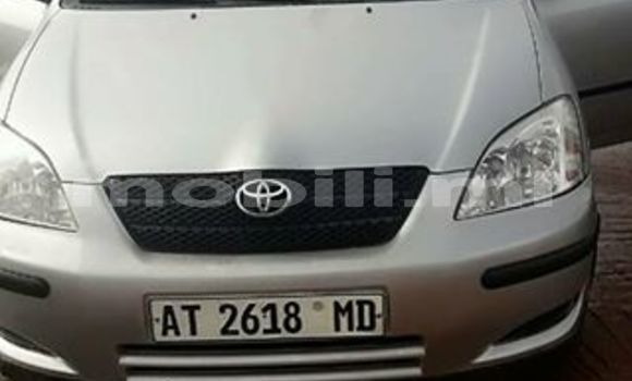 Acheter Occasion Voiture Toyota Drogba Gris à Bamako au Mali
