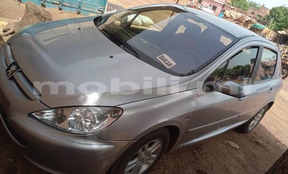 Acheter Occasion Voiture Peugeot 307 Gris à Bamako, Mali