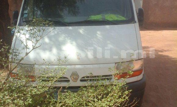 Acheter Occasion Voiture Renault Espace Blanc à Bamako au Mali