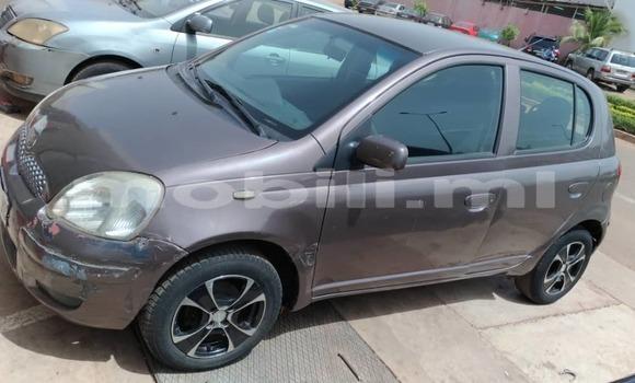 Acheter Occasion Voiture Toyota Yaris Marron à Bamako au Mali