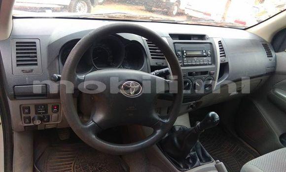 Acheter Occasions Voiture Toyota Hilux Gris à Bamako au Mali
