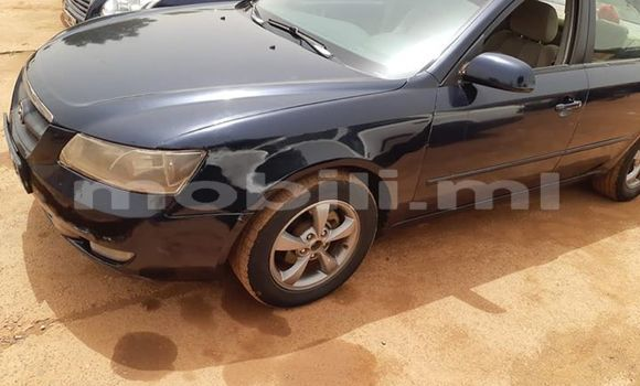 Acheter Occasions Voiture Hyundai Sonata Noir à Bamako au Mali