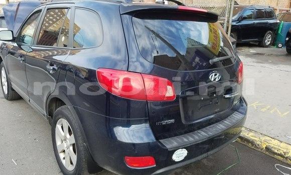 Acheter Occasions Voiture Hyundai Santa Fe Bleu à Bamako au Mali