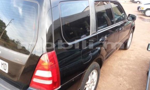 Acheter Occasion Voiture Subaru Outback Noir à Bamako au Mali