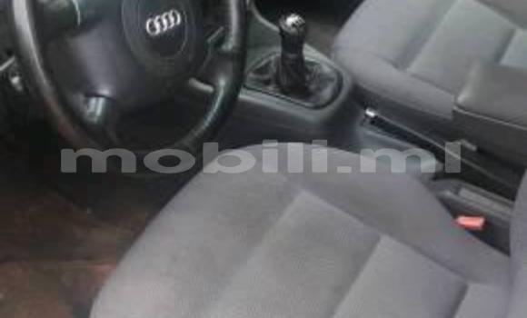 Acheter Occasions Voiture Audi A4 Noir à Bamako au Mali