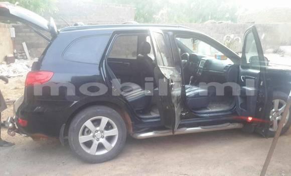 Acheter Occasions Voiture Hyundai Santa Fe Noir à Ségou au Mali