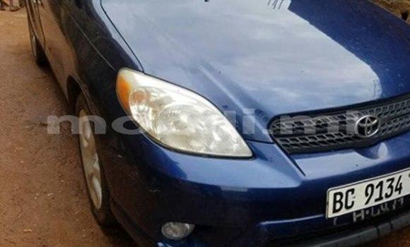 Acheter Occasions Voiture Toyota Matrix Bleu à Bamako au Mali